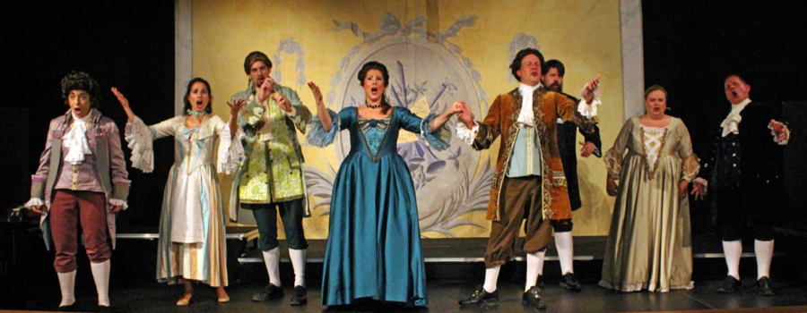 The Marriage of Figaro 2012