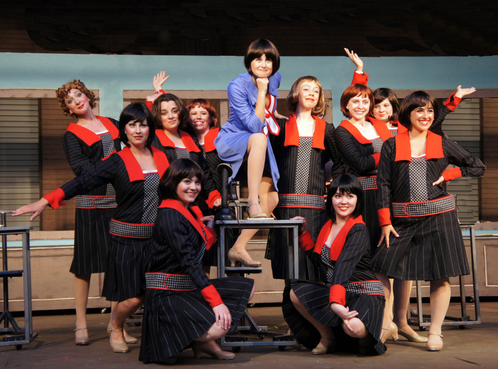 Thoroughly Modern Millie 2014