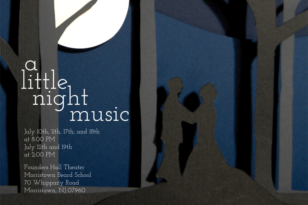 A Little Night Music, Summer 2015