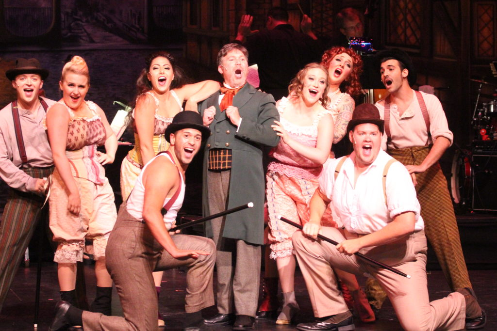 The Mystery of Edwin Drood July 2016