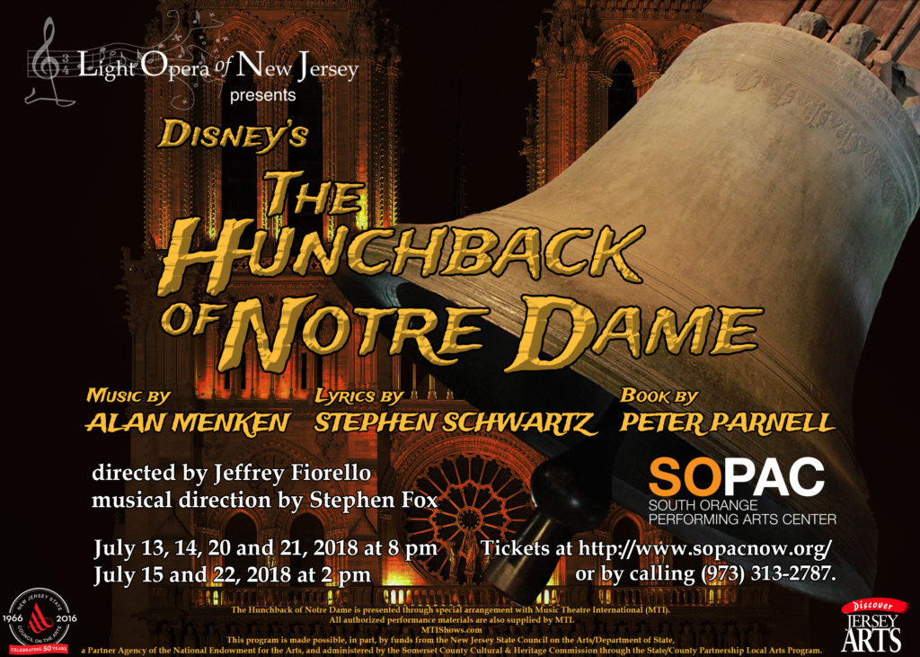 The Hunchback of Notre Dame 2018